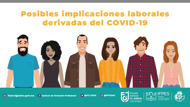 Posibles implicaciones laborales derivadas del COVID-19