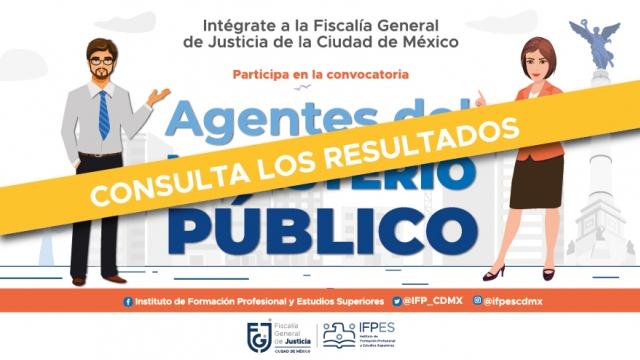 Convocatoria | Agentes del Ministerio Público
