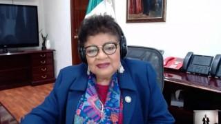 """Presentan """"Glosario de Lengua de Señas Mexicana en Procuración de Justicia"""""""