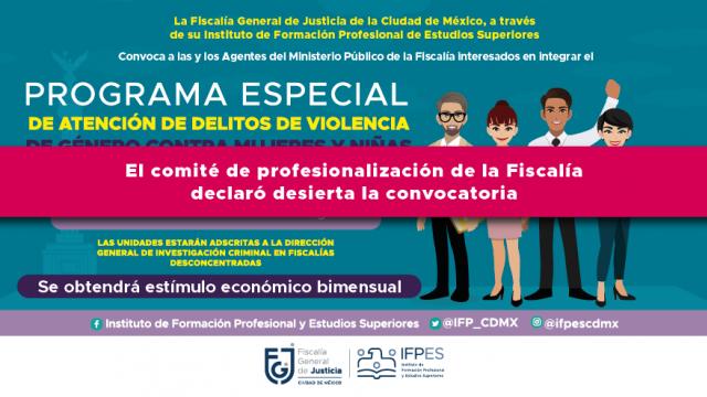 Programa Especial de Atención a la Violencia contra Mujeres y Niñas...