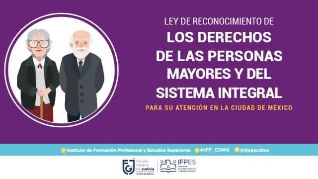 Ley De Reconocimiento de  los Derechos de las Personas Mayores y del  Sistema Integral